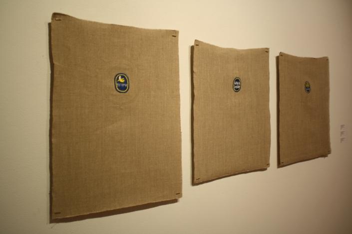 Omar Badrin, Self portrait I, II and III