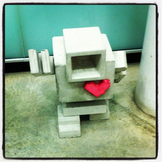 LOVEBOT in OCAD U