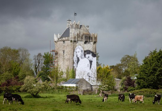The Castle, Joe Caslin, Craughwell, Co. Galway, 2015. Photo by David Sexton